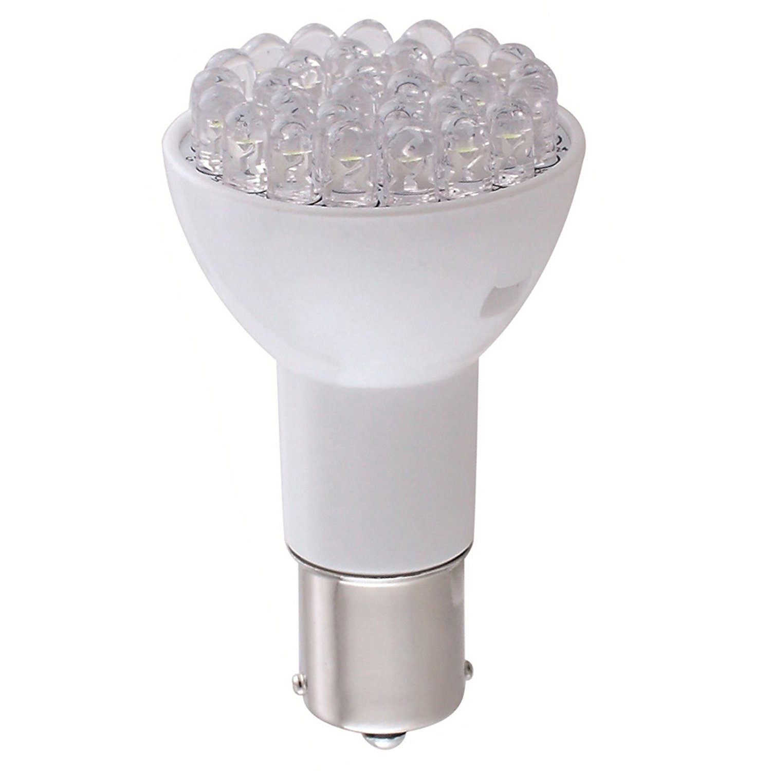 LED Replacement Light Bulb for long-neck Reading Light with 1383/1156 base 150 Lumens