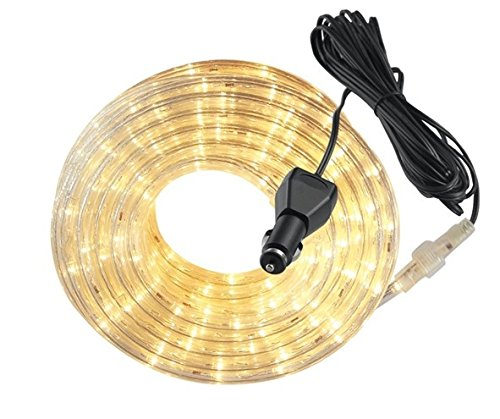 10' Decorative LED Rope Light- Warm White