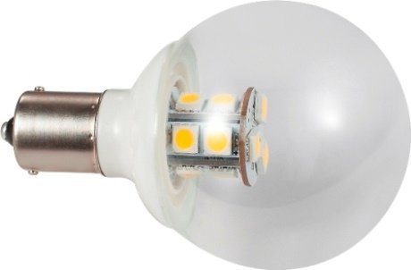 LED Replacement Vanity Light Bulb with 20-99/1156 base 130 Lumens